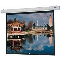 Da-Lite Designer Contour Electrol Square Format Electric Wall and Ceiling Projection Screen, 8' x 8', Matte White Surface by Da-Lite. $634.25. Matte White - The most versatile screen surface and the premier choice when ambient light is controllable. It evenly distributes light over a wide viewing area while colors remain bright and life-like, with no shifts in hue. Screen surface can be cleaned with mild soap and water. Flame retardant and mildew resistant.