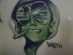 Paura e delirio a Las Vegas - Graffito (Fear and Loathing in Las Vegas - Graffiti)