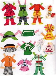 Flatsy Paper Dolls