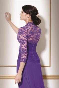 Chic Floor-Length A-Line/Princess V-neck Chiffon Dresses