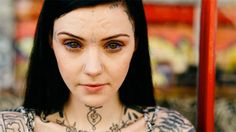 Grace Neutral tattoo princess redefining the face of beauty - Yahoo7