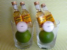 His + Hers Tequila Shots