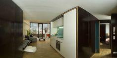 Kochbereich #architecture #interior #nowalls Architekt: ludin*plank*penz, Foto: Gerda Eichholzer