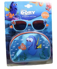 Disney Finding Dory Sunglasses & Handbag style Case