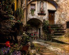 'Via Cairoli' by robertasala
