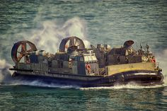 LCAC-16 from the USS Boxer LHD-4