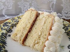 New England Fall - spiced sponge cake filled with alternating layers of Vermont maple syrup cream and homemade apple butter topped with brown sugar buttercream