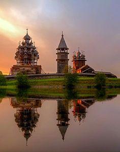 Russia, Kizhi