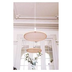 And another great picture from Lamp Design, Lighting Design, Floating Lights, Great Pictures, Minimal Design, Home Living Room, Minimalism, Van, Ceiling Lights