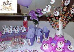 Violetta {Disney} Birthday Party Theme