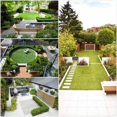 Hochwertig Kreative Garten Gestaltung Ideen