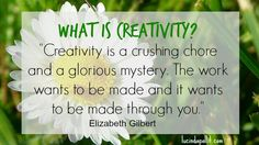 Oh Bliss, Oh the Joy of being creative!