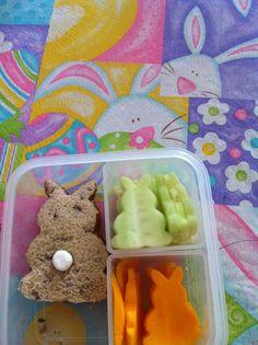 El Lunch de mi Enano: Mas conejos para Pascua