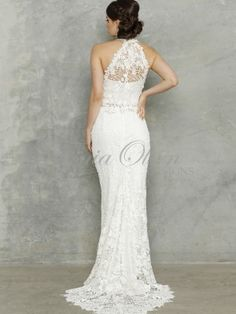 Suri White Wedding Dress