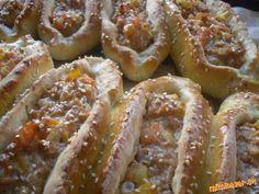 Turecký plnený chlieb Pide boregi