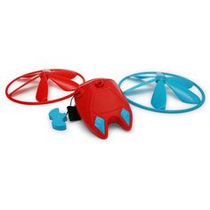Get the little ones away from games consoles and TV shows and out into the sunshine with these super fun Zing Copters!  Strap these neat little devices to your knuckles and pull the cord to release your zing copter zooming and whizzing into the open air!