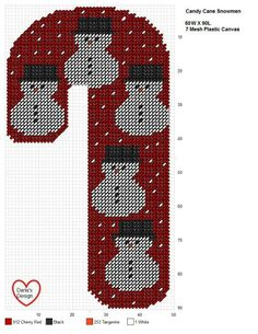 Plastic Canvas Christmas, Plastic Canvas Crafts, Plastic Canvas Patterns, Cross Stitch Designs, Cross Stitch Patterns, Cross Stitching, Cross Stitch Embroidery, Cross Stitch Christmas Ornaments, Christmas Patterns