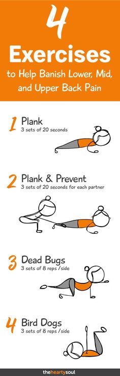 Back painis extremely common it affects a large portion of the population, in fact, lower back pain in of itself affects about two-thirds of the general population. These 4 exercises for back pain will help you to get back on your feet and moving with confidence. #pain #backpain #exercises