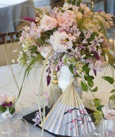 小物アレンジだけで雰囲気変わりマス  春イメージの和モダンにおセンス合わせてみました  #wedding #weddings #bride #bridal #flowers #flowerdesign #flowerstagram #flowerarrangement #tableflowers #tablesetting  #tablecoordinate #神戸ウェディング #studiosetter  #ウェディング #ウェディングレポ #ブライダルフォト #結婚式  #スタジオセター #蘇州園 #テーブルフォト #テーブルコーディネート #花嫁準備 #テーブルセッティング #フラワー #フラワーアレンジ #フラワーアレンジメント #プレ花嫁 #結婚式準備 #和婚