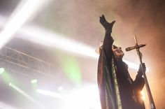 Weave us a mist, fog-weaver... Papa Emeritus II / Ghost – Big Day Out 2014, Gold Coast 19/01/14 - Music News, Reviews, Interviews and Culture - Music Feeds