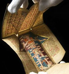 The Wellcome Library, London, England, has acquired a gorgeous 15th century manuscript with fold-out illustrations relating to astrology and medicine. Previously unknown to scholars, in fact, it turns out to have been owned by eccentric English poet Edith Sitwell.