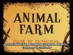 Rebelión en la granja (Animal Farm) de George Orwell - subtitulada en español - YouTube Henry David Thoreau, George Orwell, Haruki Murakami, Neil Gaiman, Friedrich Nietzsche, Animal, Anonymous, Youtube, Attitude