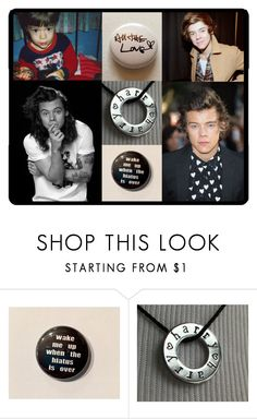 Harry Styles - All The Love - One Direction by bymissrose on Polyvore