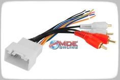 wiring harness color standards rh pinterest com Sonic Art Account Sonic Electronix