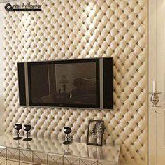 Aliexpress.com: Compre Grande Parede 3D Imitação de Couro veia 10 m rolo de papel de parede para paredes, sala de papel de parede 3d, sala papel de parede rolo 3d de confiança papel de parede murais de arte fornecedores em Great wall paper