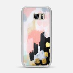 Samsung Galaxy S7 Edge Case Footprints