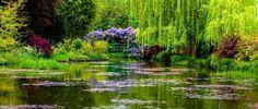 フランスのモネの池そっくりな池が日本にもあると今話題なんです。思った以上に近場にある秘境にお出かけしませんか?