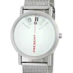 Past Present Future Watch by Projects Design - Pop! Gift Boutique