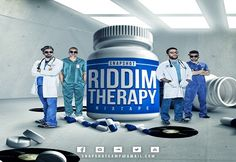 "SNAPSHOT PRESENTS: ""RIDDIM THERAPY MIXTAPE"" - RISING TIME - Official Site"