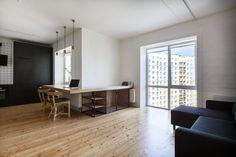 Невелика квартира з дизайном від Object No — The Village Україна