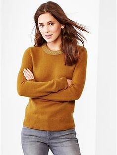 """Just bought this in two colors, it's so cozy. I love the metallic detailing and $23 on sale! """"FFBEST"""""""