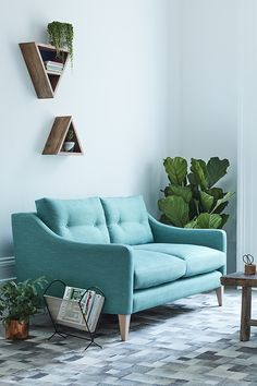 18 best Compact Sofas perfect for small spaces images in 2018 | Sofa ...