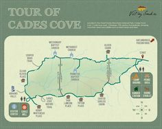 Cades Cove - This is your guide to this beautiful historic spot in the Great Smoky Mountains - http://www.visitmysmokies.com/blog/smoky-mountains/step-step-guide-cades-cove-loop-road/