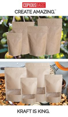 Highest quality wholesale stand up bag, stand up pouches & kraft stand up barrier pouches. Bulk product packaging supplies for brands worldwide. Dog Treat Packaging, Simple Packaging, Fruit Packaging, Cookie Packaging, Food Packaging Design, Packaging Ideas, Brand Packaging, Wholesale Packaging, Food Menu Template