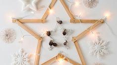 DIY : jolie déco de Noël à faire soi-même  Idée déco noël !