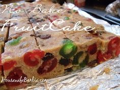 an american housewife incredibly easy and delicious faux fruitcake no bake fruitcake thats marshmallow and graham great