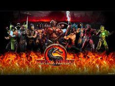 Mortal Kombat Theme Song 5 (720p HD) - YouTube