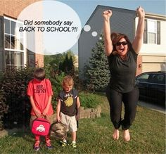 Fun pics for Back to School. #backtoschool