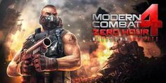 Modern Combat 4 : Zero Hour android Apk{datos obb sin root}{H. Ps2, Egg Game, Zero Hour, Tv Box, Application Download, Fps Games, Movie Gifs, Android Apk, Online Gratis