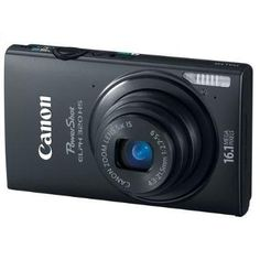 Canon PowerShot ELPH 320 HS   16.1 MP 3.2″ TFT Touch Panel LCD   24mm Wide-Angle Lens   DIGIC 5 Image Processor