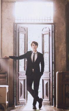 [Scan] ELF Japan Magazine – Kyuhyun [0137roommate]