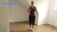 28 min Beginner workout Conditie, Vetverbranding en Kracht