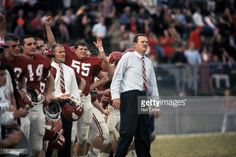 Frank Broyles | Getty Images