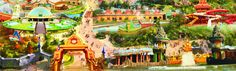 Haailand is a themed resort and amusement park located in Guntur. Situated at National Highway no.5, it is quite near to Vijayawada and Guntur.