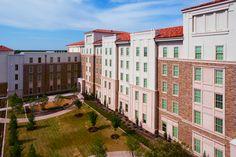 Texas Tech University :: University Student Housing :: Talkington Hall