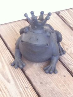 The King Frog